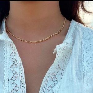 Minimalist Gold Necklace